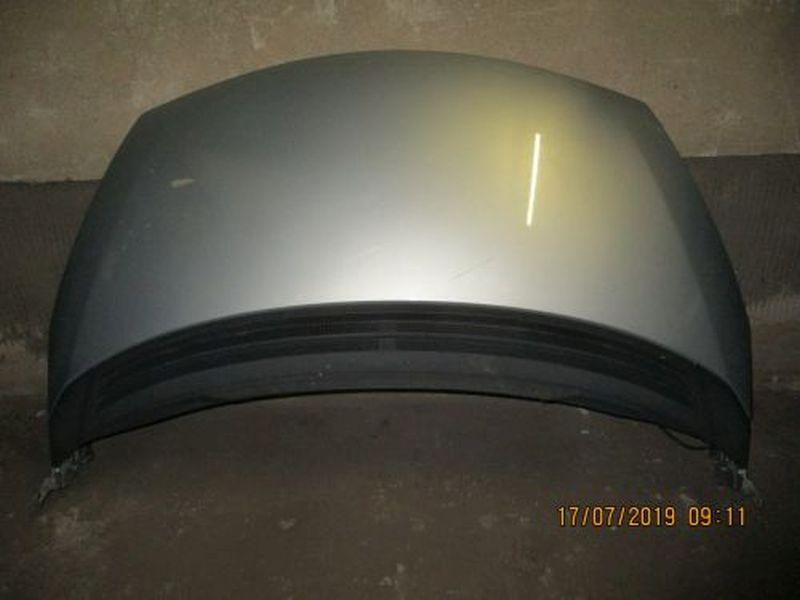Motorhaube SilberRENAULT ESPACE IV (JK0/1_) 3.0 DCI
