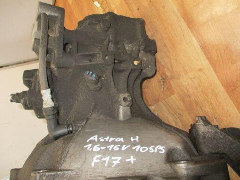 Getriebe 5 Gang F17 +OPEL ASTRA H (L48) 1.6