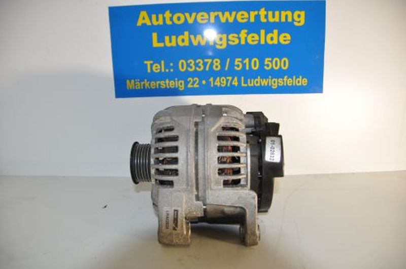 Lichtmaschine LRA02025OPEL VECTRA B CARAVAN (31_) 2.0 DI 16V
