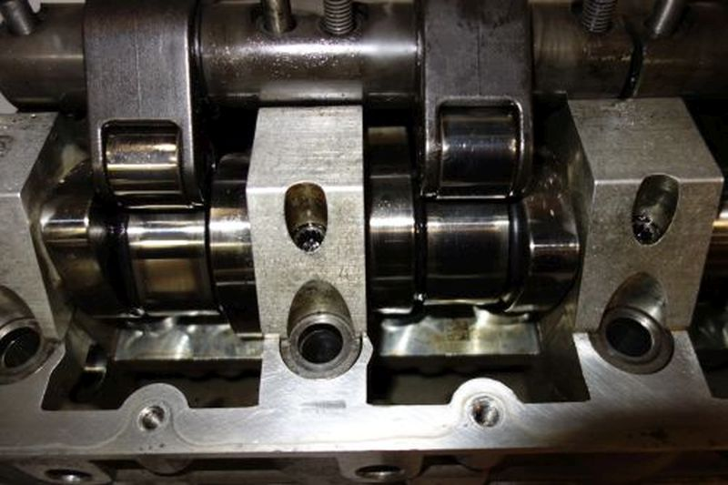Zylinderkopf 038103373RAUDI A3 (8P1) 1.9 TDI