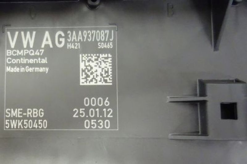 Steuergerät BordnetzVW PASSAT CC (357) 1.8 TSI