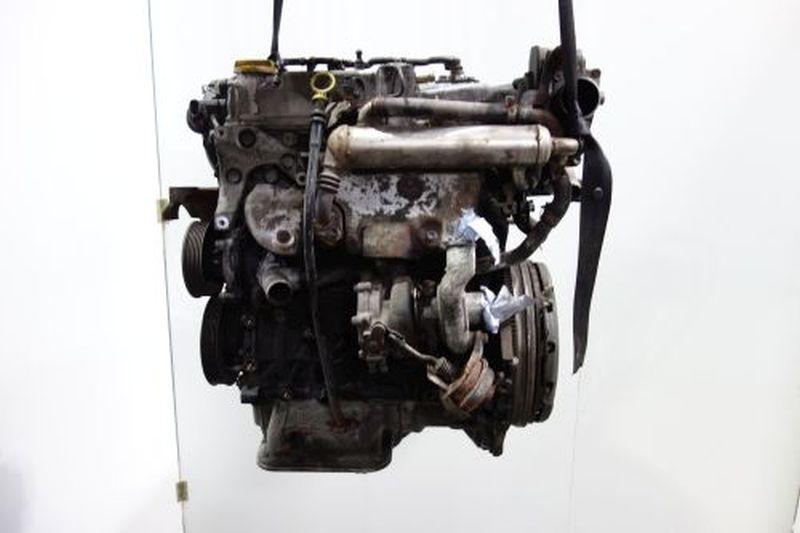 Motor Z 17 DTH                                               M23OPEL MERIVA 1.7 CDTI