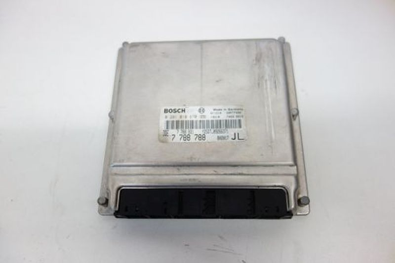 Steuergerät Motor Y25DTOPEL OMEGA B CARAVAN (21_, 22_, 23_) 2.5 DTI