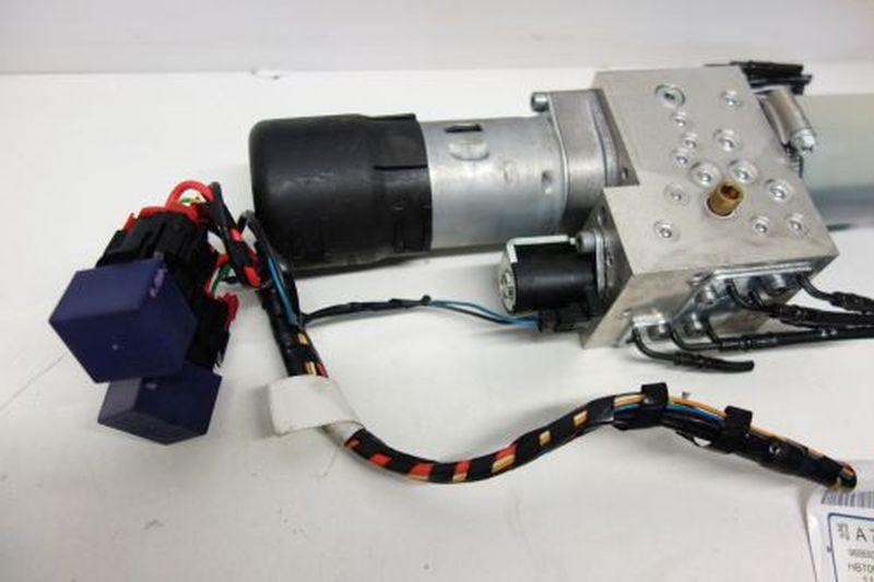 Ölpumpe Hydraulikpumpe VerdeckpumpePEUGEOT 207 CC (WD_) 1.6 16V TURBO