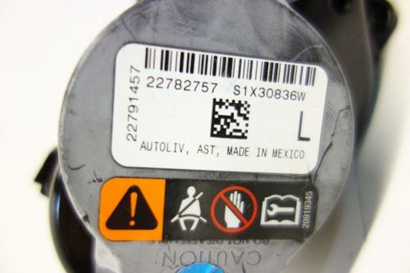 Sicherheitsgurt links vorn OPEL AMPERA EV 150
