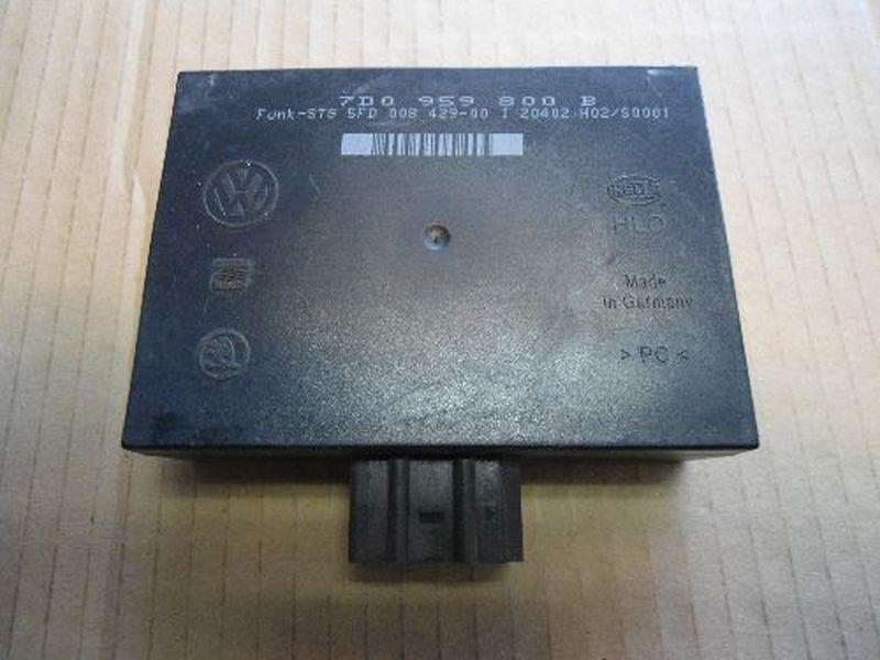 Komfortsteuergerät VW PASSAT VARIANT (3C5) 2.0 TDI
