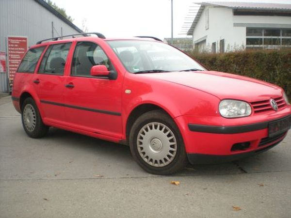 VW GOLF IV VARIANT (1J5) 1.9 TDI