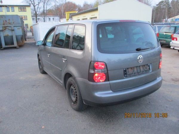 VW TOURAN (1T1, 1T2) 2.0 TDI