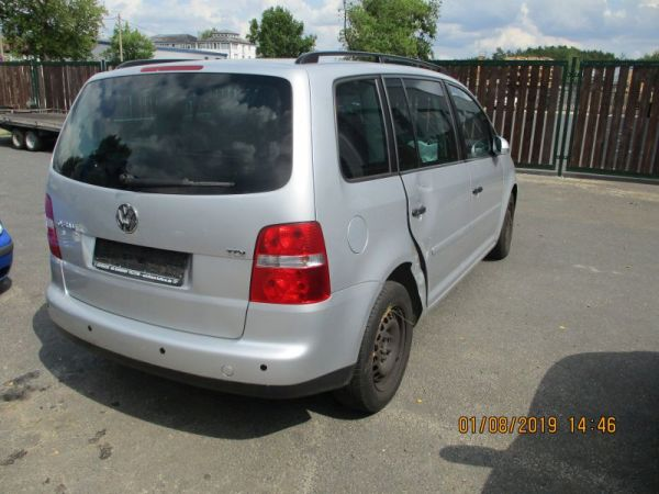 VW TOURAN (1T1, 1T2) 1.9 TDI