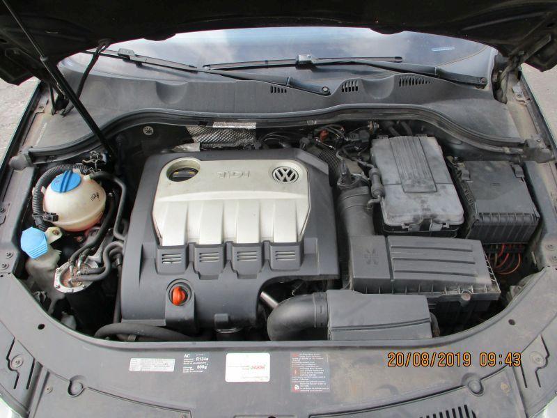 VW PASSAT (3C2) 2.0 TDI