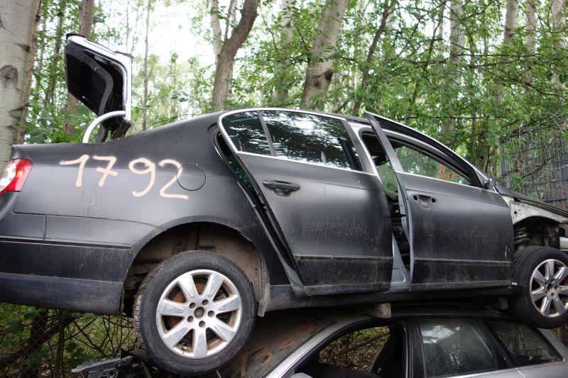 VW PASSAT (3C2) 1.9 TDI