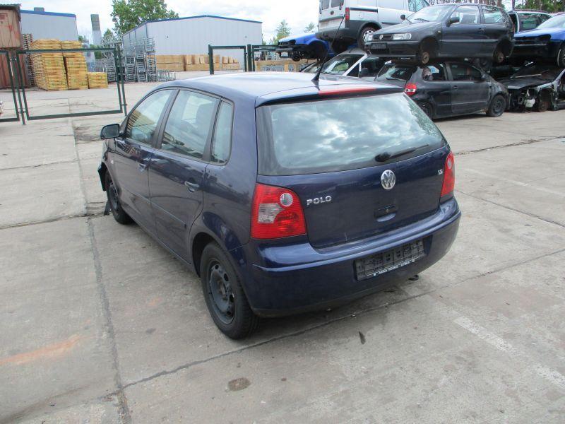 VW POLO (9N_) 1.2 12V